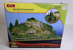 Jtt Scenery Mountain And Landscape Kit 95735 New Openbox Model Trains,cities,