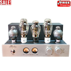 Oldchen Hi-fi Stereo Tube Amplifier 300b 9wx2 Class A Singled Ended W/ 274b Tube
