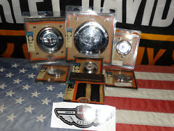100th Anniversary Harley Flsts Billet Engine Cover Collection - Softail, Touring