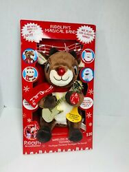 Rudolphand039s Magical Band Series Rudolph Red-nosed Reindeer Wireless Interactive