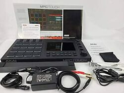 Akai Professional Mpc Touch 7-inch Touch Display Music Production System