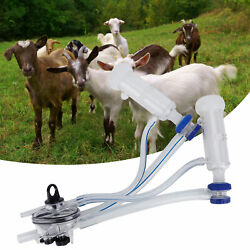 Milking Collector Milking Teat Cups Simple Operation For Cow Milking Dairy