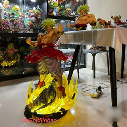 Kd Studio Super Broli Resin Model Painted Statue Ex Ver In Stock Collection Led