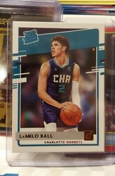 2020-21 Donruss Basketball Lamelo Ball Rated Rookie 🔥🔥
