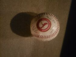 St. Luis Cardinals Signed Baseball Early 2000s Team Including Albert Pujols