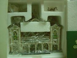 Dept 56 Christmas In The City Grand Central Railway Station 58881 New