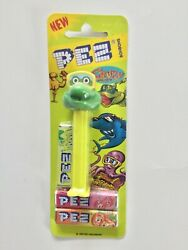 Pez Turtle Goggles Crazy Animals 1999 Sealed Collectible