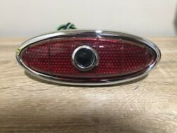 1949 1950 Ford Tail Lamps Pair With Free Mohnting Pads