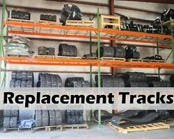 Bobcat T870 Replacement Track 18 Dominion Brand,set Of Two Tracks,b450x86x58c