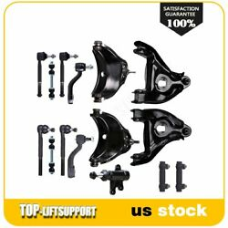 For Chevy Gmc C1500 C2500 Suburban Tahoe 15pcs Front Control Arms Sway Bars Kit