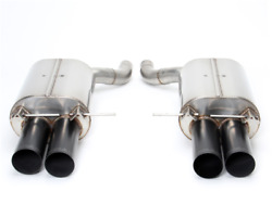 Dinan Stainless Exhaust W/ Black Tips For Bmw M5 2010-2006