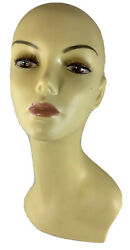 Vintage Mannequin Wig Store Display Dummy Womenand039s Head