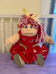 2021 Cabbage Patch Lpk Christmas Girl