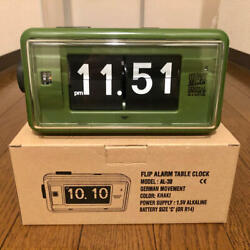 Stussy Livin General Store Limited Color Gs Flip Clock By Twemco