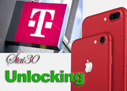T-mobile Usa Apple Iphone 6 S 7 + 8 + X Xr 11 12 Pro Max Clean Unlock Service