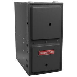 Goodman Gcvc96 2-stage 96 Afue Variable-speed Ecm Downflow Furnaces