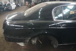 Rear Right Quarter Panel Body Metal Cut Bentley Continental Flying Spur 06 Note