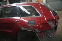 Rear Left Quarter Panel Structural Metal Body Cut Jeep Grand Cherokee 2014-19