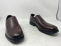 Rockport Mens Lead The Pack Loafer Cocoa Brown Size 10m Us