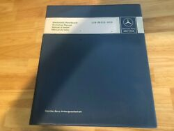 Mercedes Benz Unimog 404 Workshop Service Repair Manual. Covers Everything