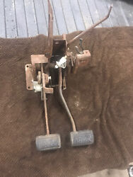 70 Mopar B Body 4 Speed Manual Pedals Will Also Fit 68 69 Dodge Plymouth