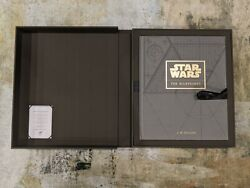 Star Wars The Blueprints [deluxe Edition] 598 Of 5,000 Limited Copies. English