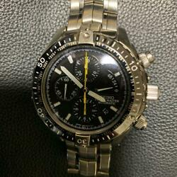 Seiko Prospex Frightmaster Automatic Chronograph Watch Sbds001 6s37-0010 Menand039s