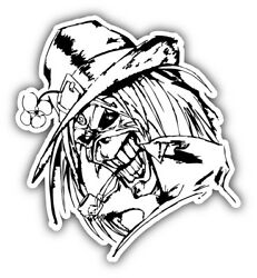 Iron Maiden Leprecon Car Bumper Sticker Decal - 3and039and039 5and039and039 Or 6and039and039