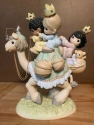 Precious Moments - Rare We Would See Jesus Chapel Exclusive 9 Le 750 Of 1500