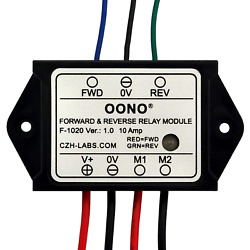Forward And Reverse Relay Module For Motor/linear Actuator Module Dc 12v