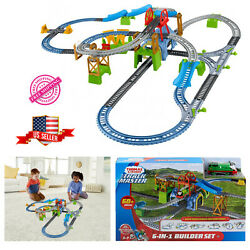 Train Track Set Kids Toys Thomas And Friends Play Children Motorized Trackmaster