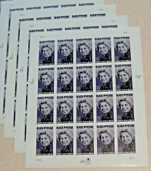 Four Sheets X 20 = 80 Patricia Roberts Harris 33andcent Us Usa Postage Stamps Sc 3371