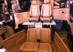 Bmw E30 325/318 New Tan Seats Set And Cards For Convertible 1982-912900.00
