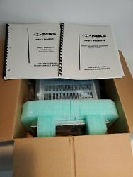 Hps Mks 937a Ion Gauge Controller W/ Cold Cathode Analog Rs-485 Pirani - Wc1