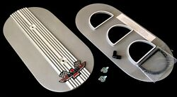 New Fe 390 Ford 6 Venturi 6v Air Cleaner Top And Bottom
