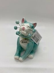 WhimsiClay Cats by Amy Lacombe Dream Cat 86185