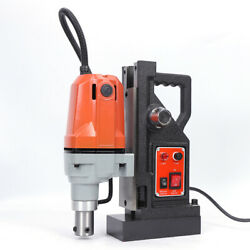 Md-40 550 Rpm Electric Magnetic Drill Press 1.5 Boring 1.5-13mm Magnet Force