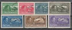 Albania Air Yvert 35a/1.2oz With Label Mnh Planes
