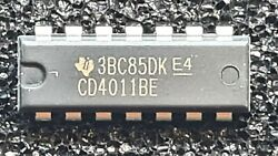 Cmos 4011 - Mos4011 Cd4011be/texas Instruments - Amount Nach Request