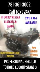 4l80e 4x4 And 2wd Professional Rebuild Call Text 24/7 Before Buying Stage 3 1000hp
