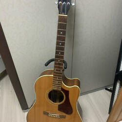 Gibson Acoustic Guitar J-45 Walnut Cex Ag Antique Natural With Hard Case Used