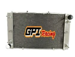 5 Core Aluminum Radiator For Porsche 928 With 2 Oil Coolers