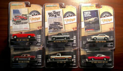 New Greenlight Vintage Ad Cars Series 4 Limited Edition Set Of 6 Free Ship
