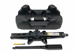 03-05 Chevy Impala Monte Carlo Spare Tire Jack And Tools Lug Wrench Emergency Kit