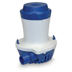 Shurflo 358-000-10 1500 Bilge Pump 12vdc 1500gph 1-1/8 Port Submersible