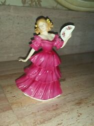 Royal Doulton Jennifer Hn3447 1994 Figure Of The Year Modelled By Peter Gee
