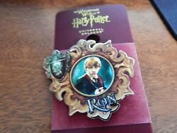 Wizarding World Of Harry Potter Ron Weasley Pin Retired