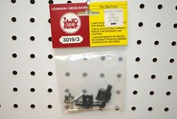 Lgb 3019/3 63193 Two-piece Electrical Contact Set For Lighting G-scale New