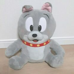 Tom And Jerry Spike Big Plush Doll 35cm Limited Round1 Warner Brothers Animation