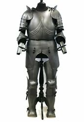 Medieval Larp Gothic Armour Set Cosplay Knight Skyrim Armor Lotr Witcher Best